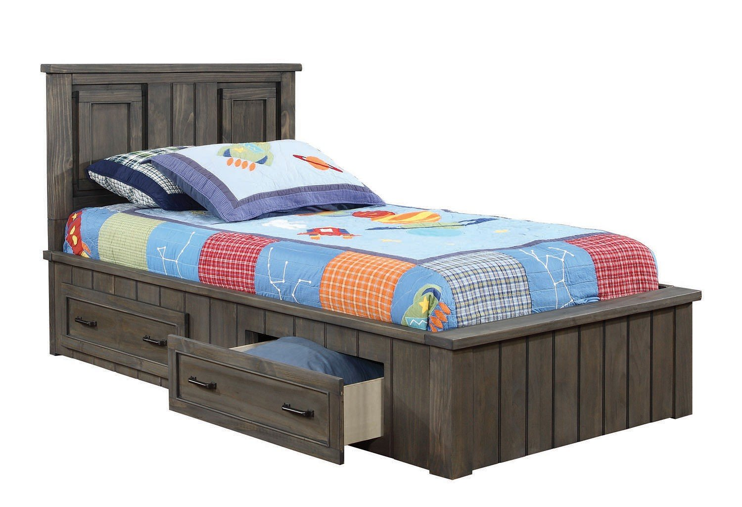 Napoleon youth storage bedroom set kids and youth furniture kids for Youth storage bedroom furniture