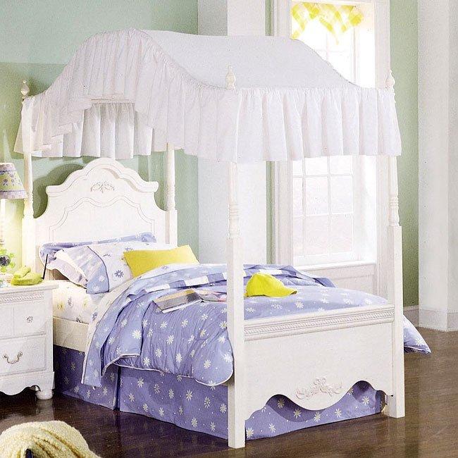 Diana Canopy Bed Full