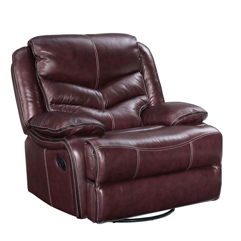 reclining swivel chairs for living room denali swivel glider recliner recliners and rockers 26475