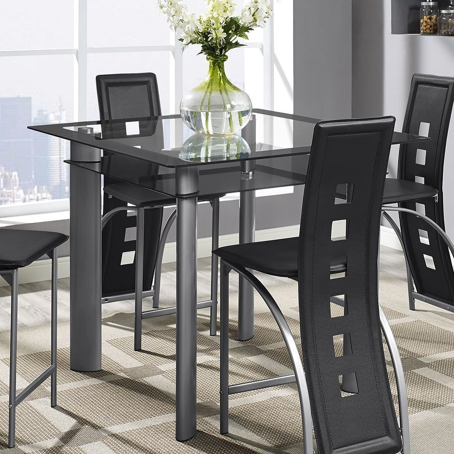 Astro Counter Height Dining Table By Bernards Furniturepick