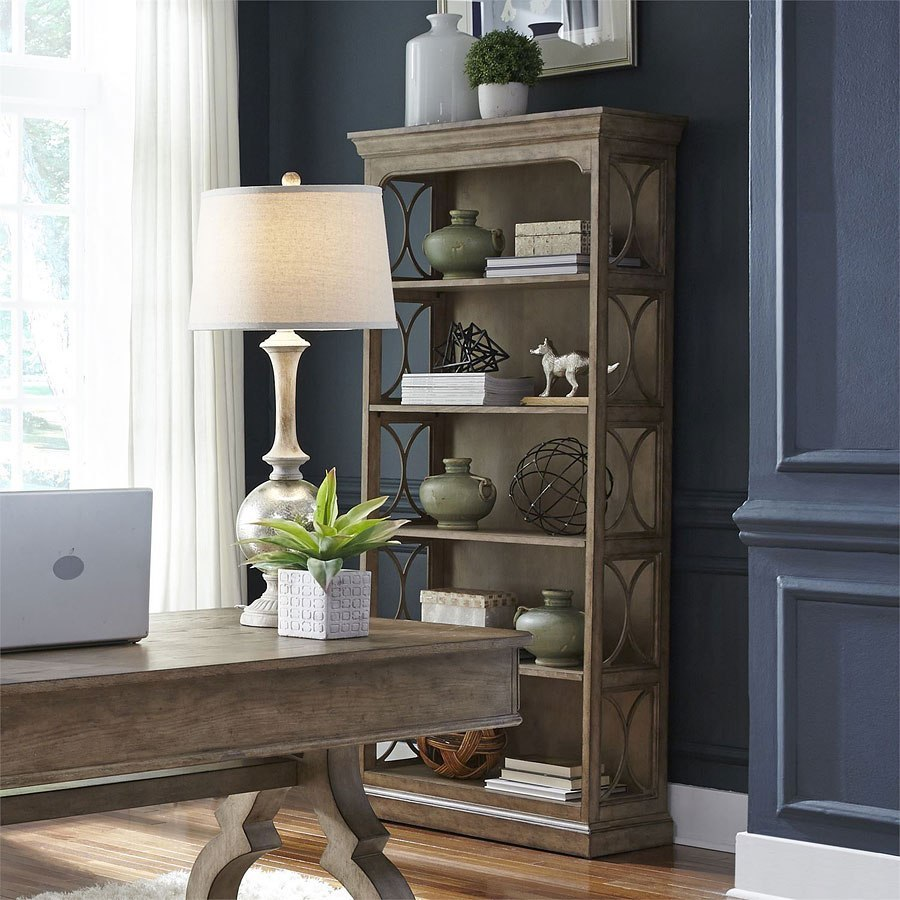 Elegant Furniture: Simply Elegant Home Office Set By Liberty Furniture