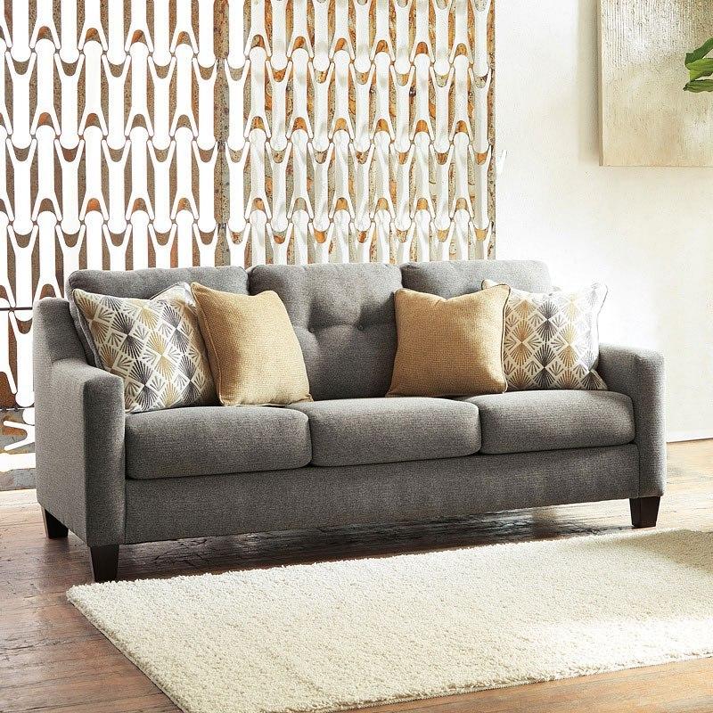 daylon graphite living room set living room furniture living