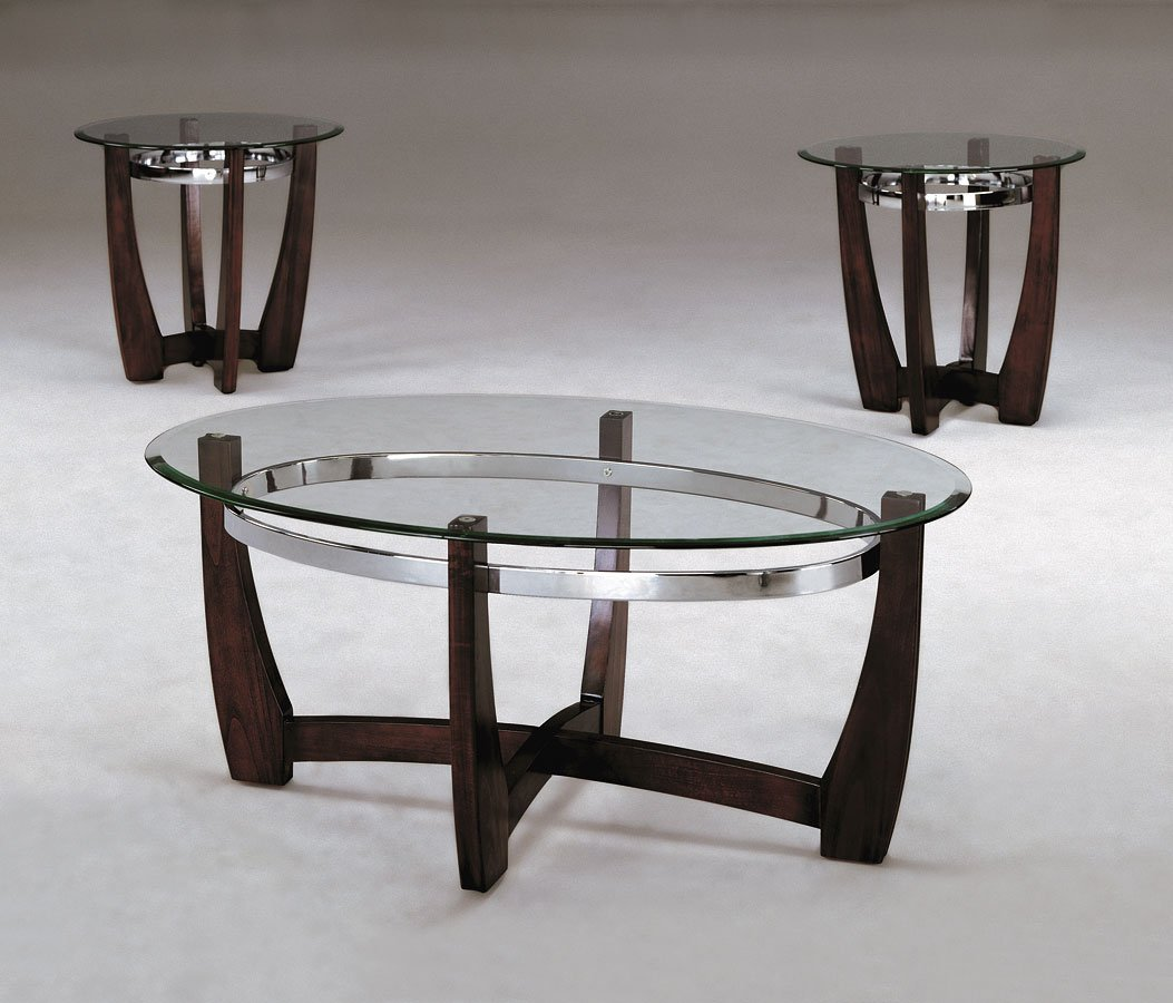 Mitc 3 Piece Occasional Table Set