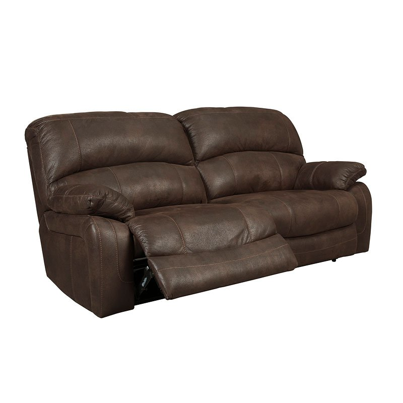Zavier Truffle Power Reclining Sofa By Signature Design By