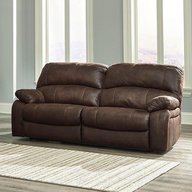 Zavier Truffle Reclining Sofa By Signature Design By Ashley 1