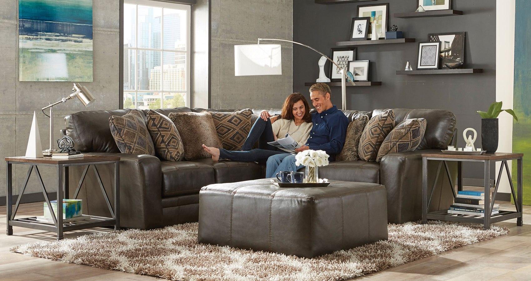 Denali Modular Sectional Set Steel By Jackson Furniture