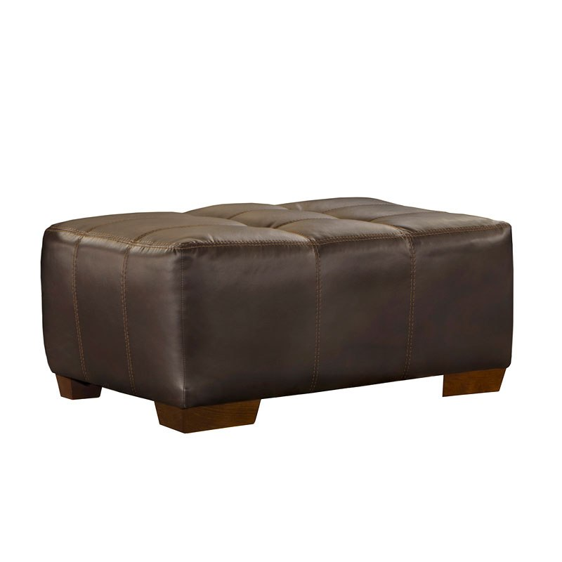 Hudson Ottoman Chocolate By Jackson Furniture