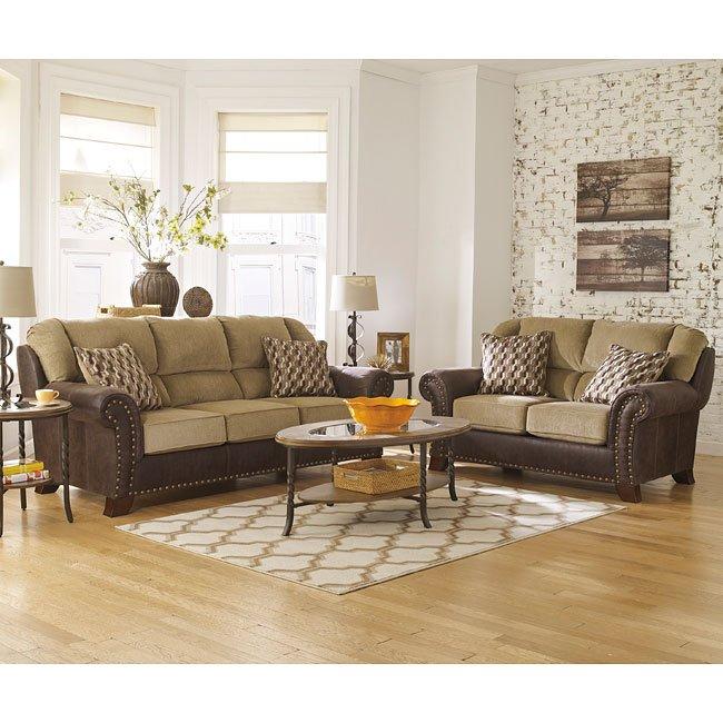 Living Room Made Of Sand: Vandive Sand Living Room Set By Benchcraft
