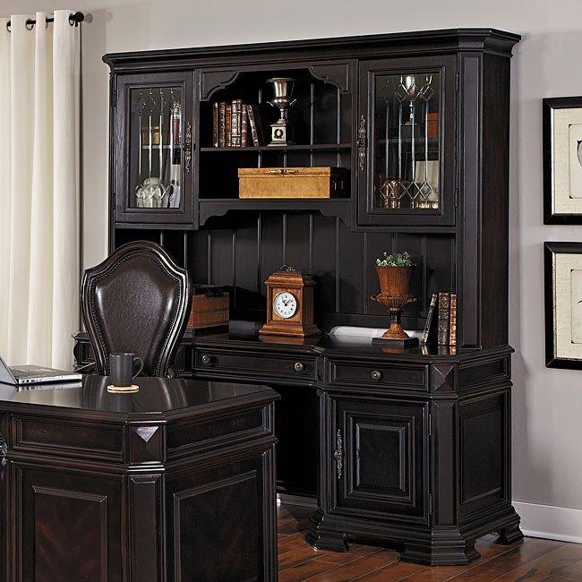 lexington computer desk w hutch by samuel lawrence furniture rh furniturepick com lexington furniture office desk lexington sc office furniture