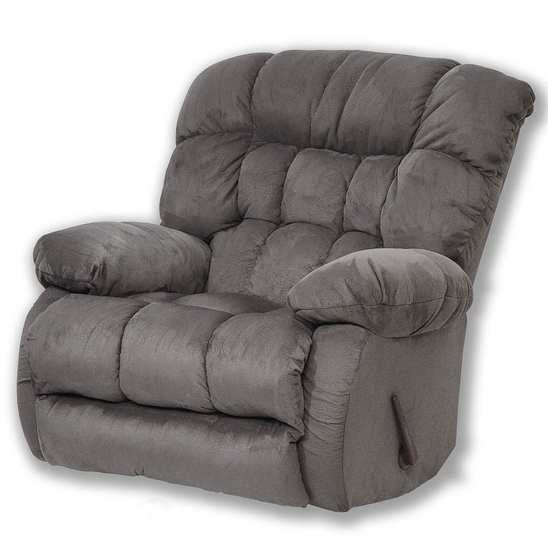 Teddy Bear Wall Hugger Recliner Graphite Recliners And