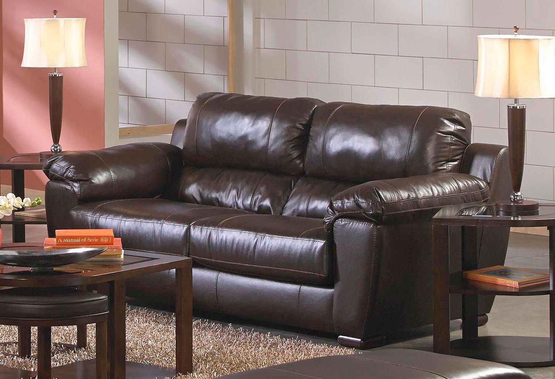 Sergio Sofa Mahogany Sofas Living Room Furniture