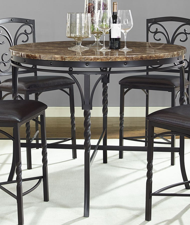 Tuscan Counter Height Dining Room Set By Bernards