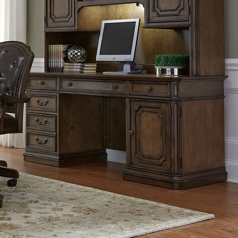 Amelia Jr Executive Credenza By Liberty Furniture