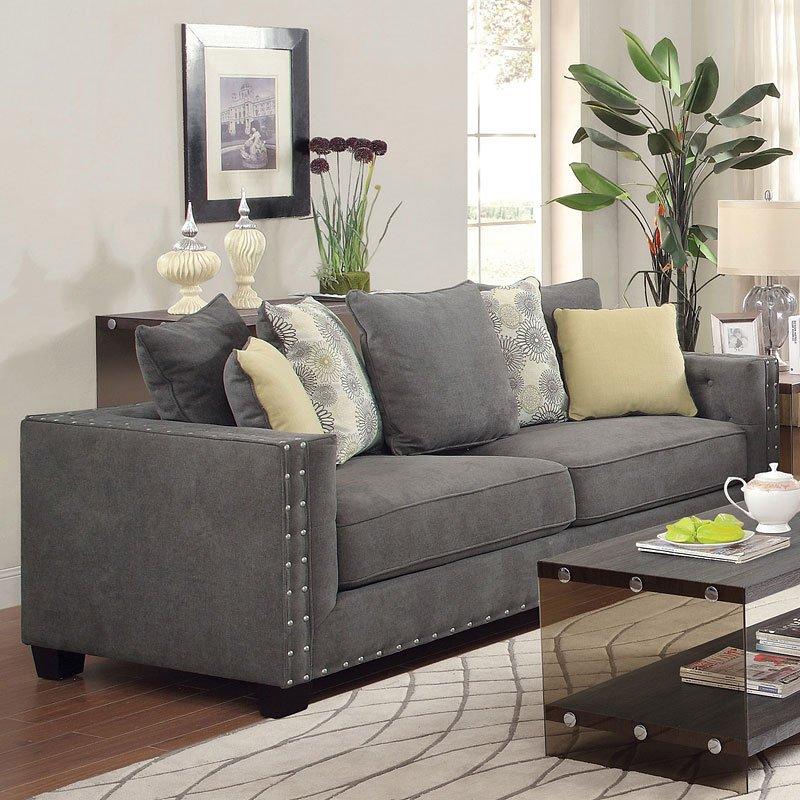 Best Kelvin For Living Room: Kelvington Sofa By Coaster Furniture
