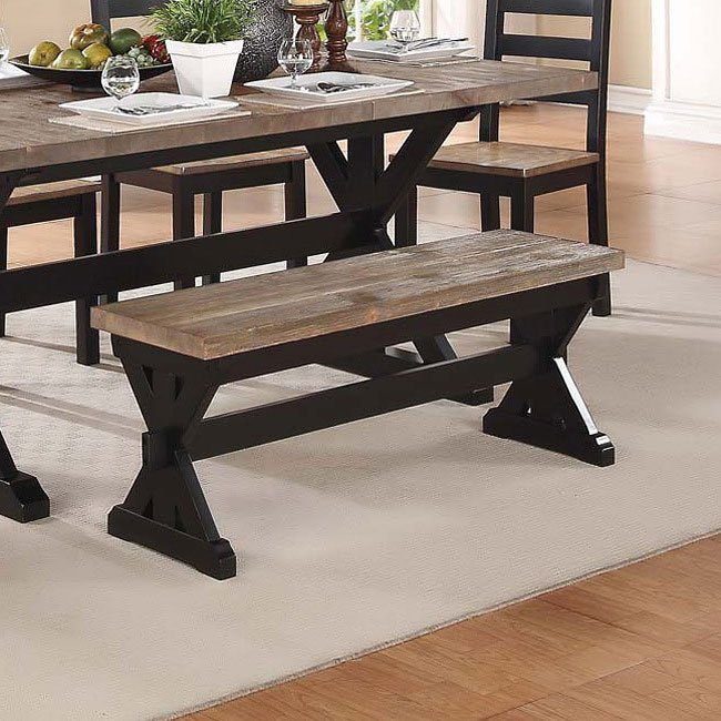 Magnificent North Port Bench Andrewgaddart Wooden Chair Designs For Living Room Andrewgaddartcom