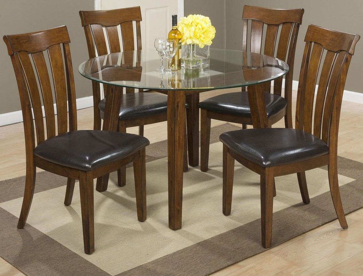 Plantation Round Dining Room Set By Jofran Furniture