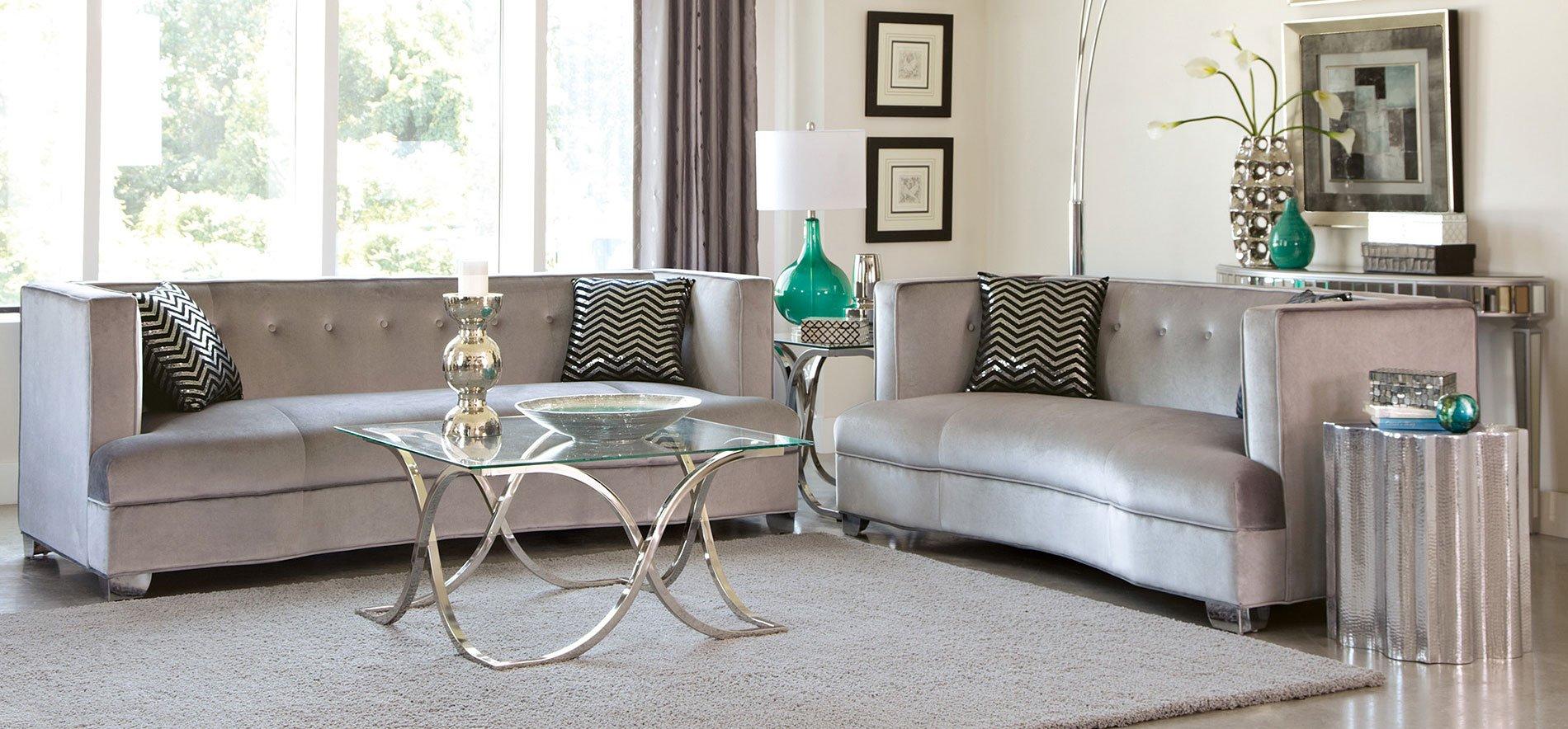 Caldwell living room set by coaster furniture 1 reviews furniturepick