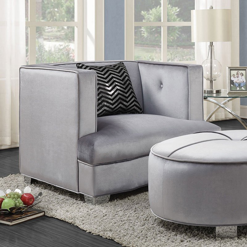 Bling Game Chair Accent Chairs Living Room Furniture