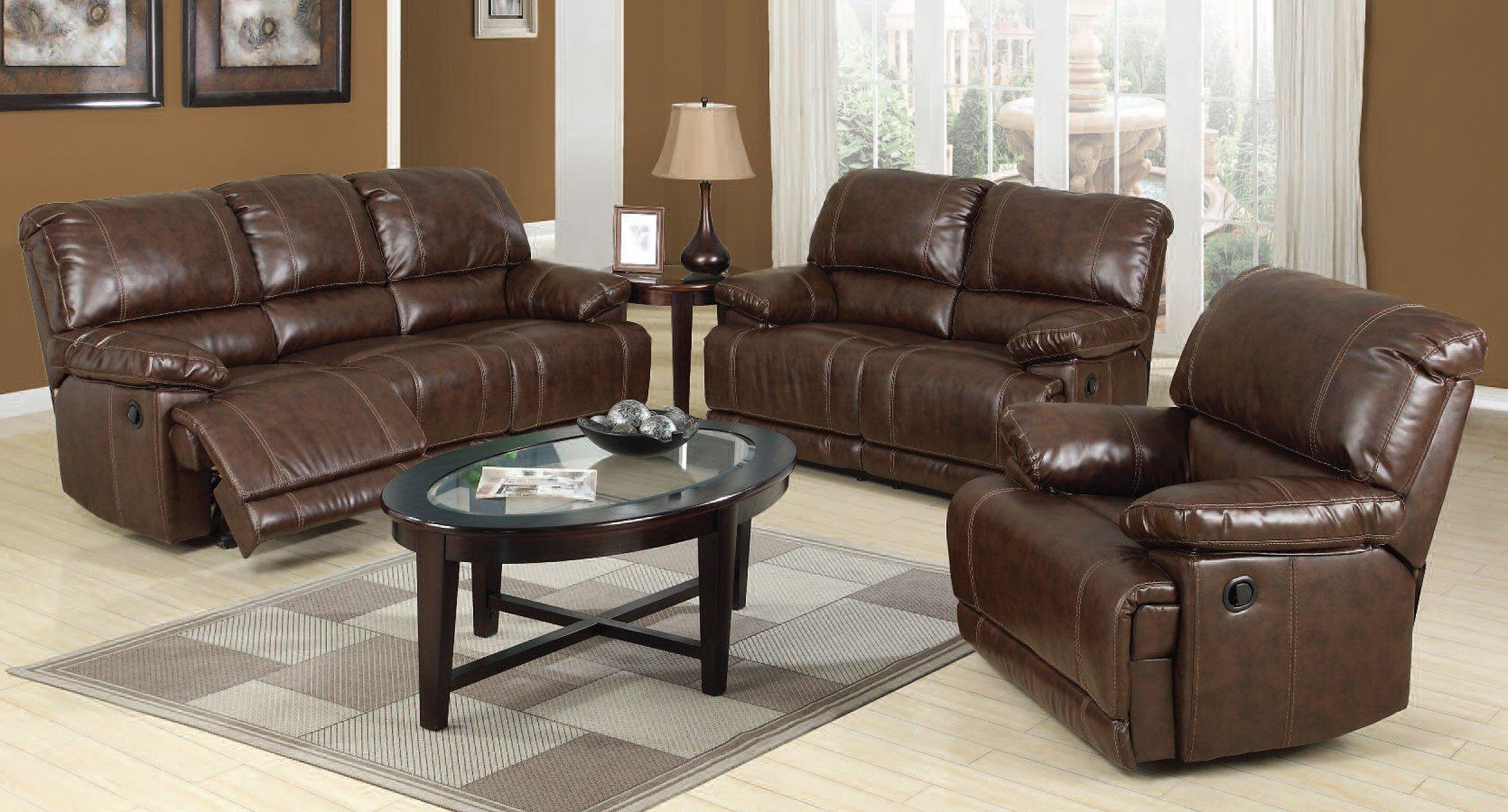 Daishiro reclining living room set living room sets for Living room furniture 0 finance