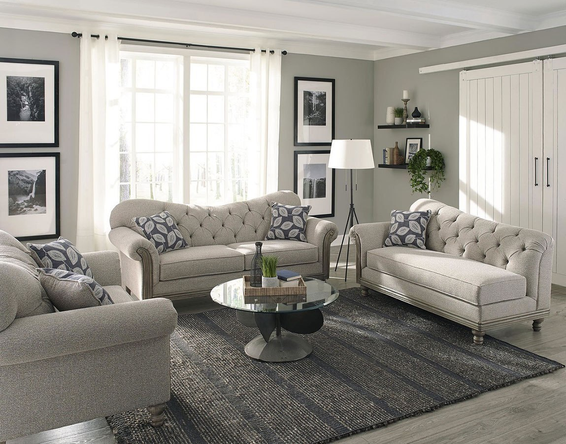 Add Charm Living Room Sets Furniture Pick