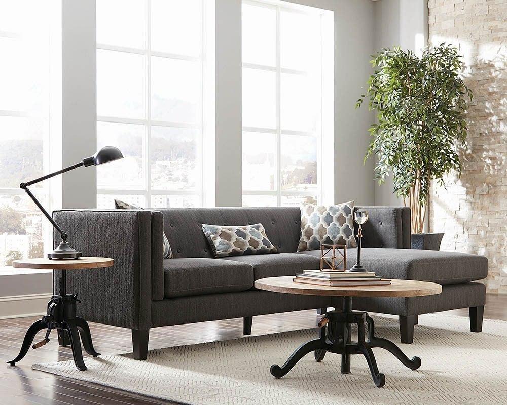 Sawyer reversible sectional set by coaster furniture furniturepick