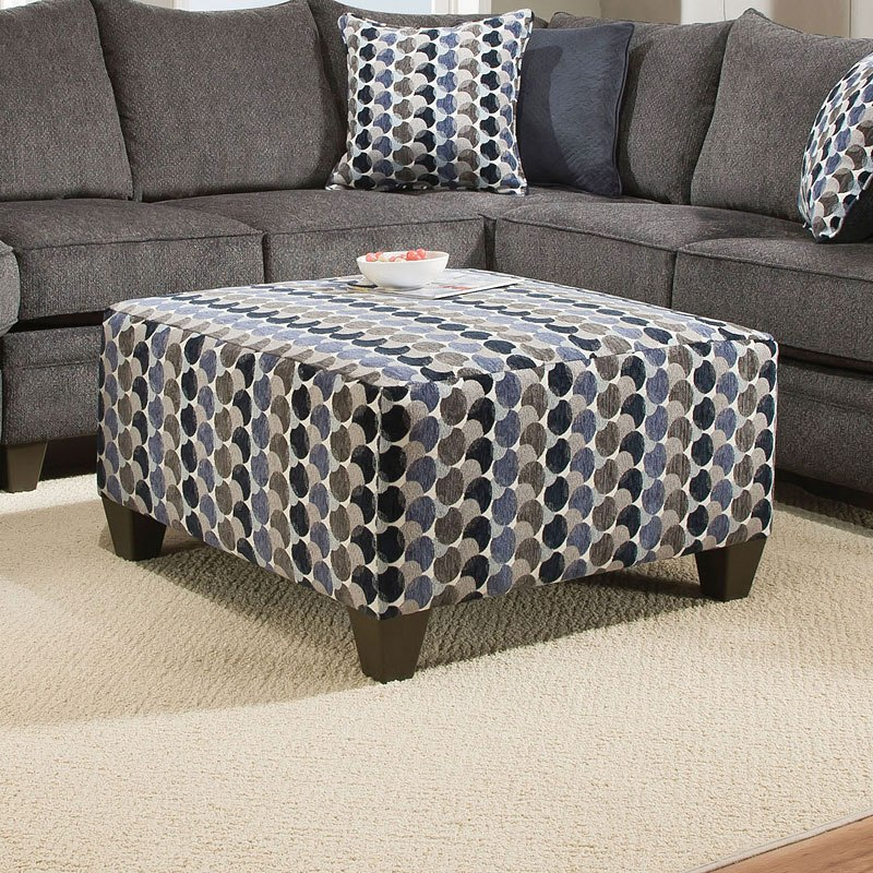 Albany Ottoman By Acme Furniture