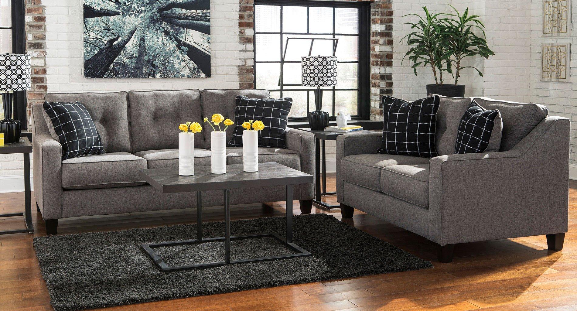 Pulaski Furniture Bedroom Sets Brindon Charcoal Living Room Set Living Room Sets