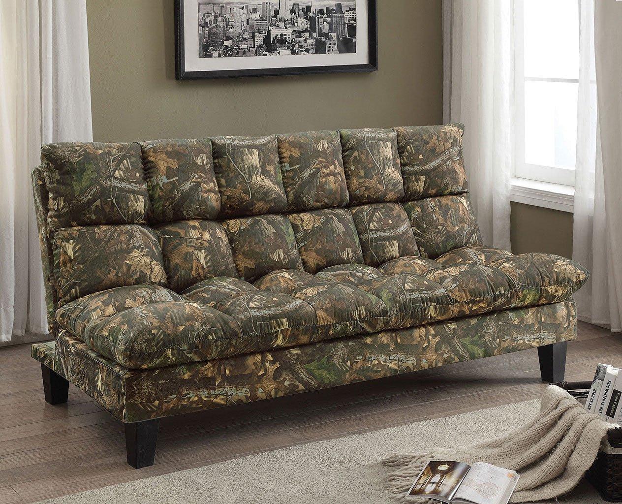 Camo adjustable sofa bed autumn by coaster furniture furniturepick