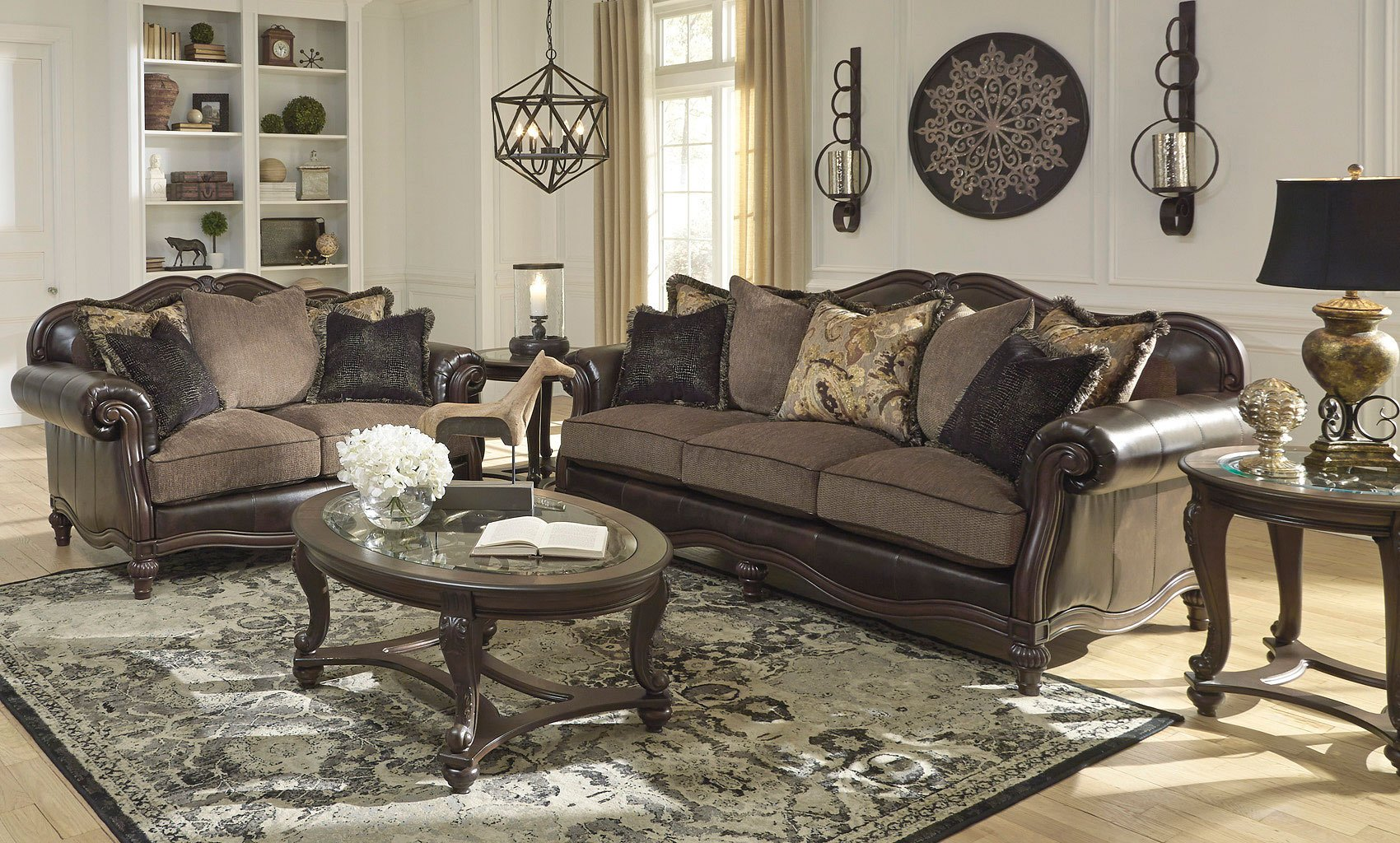 Winnsboro DuraBlend Vintage Living Room Set