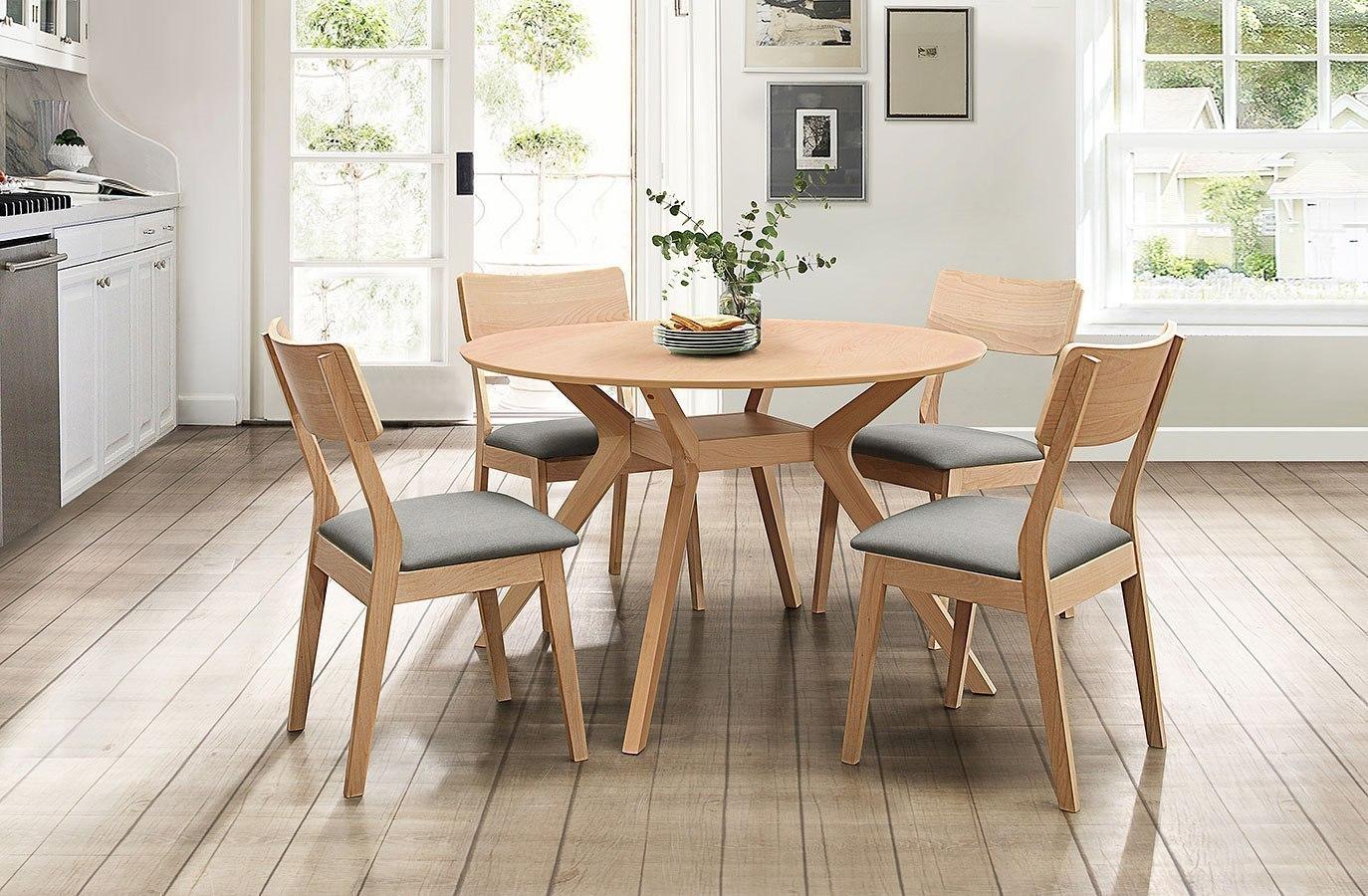 Hamar Dining Room Set By Homelegance Furniturepick