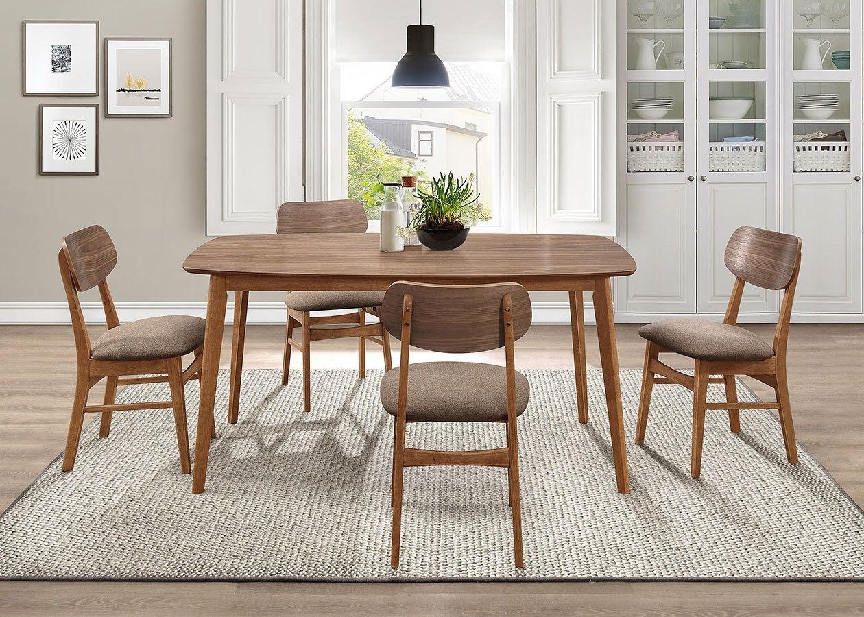 Paran Dining Room Set By Homelegance Furniturepick