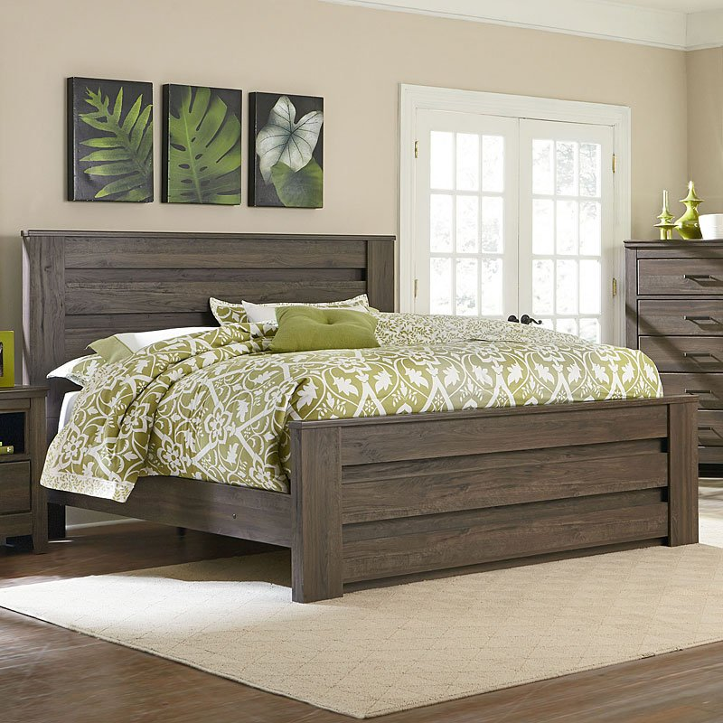 Hayward Mansion Bed By Standard Furniture