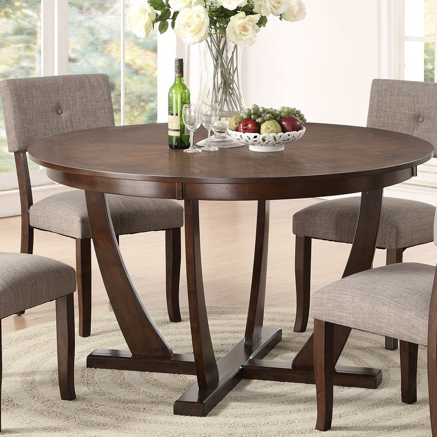 Grindleburg Dining Room Table Round: Dining Room Sets Round Tables