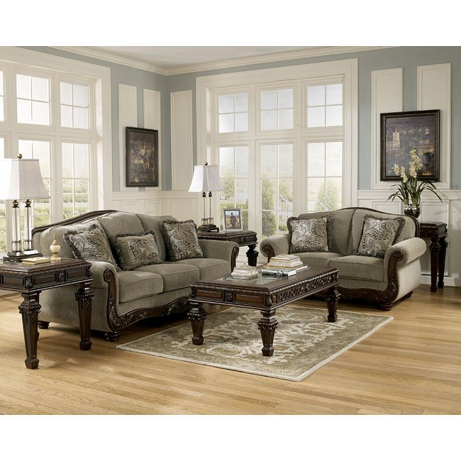 a4cdbc4c218006 Martinsburg - Meadow Living Room Set by Signature Design by Ashley, 11  Review(s)   FurniturePick
