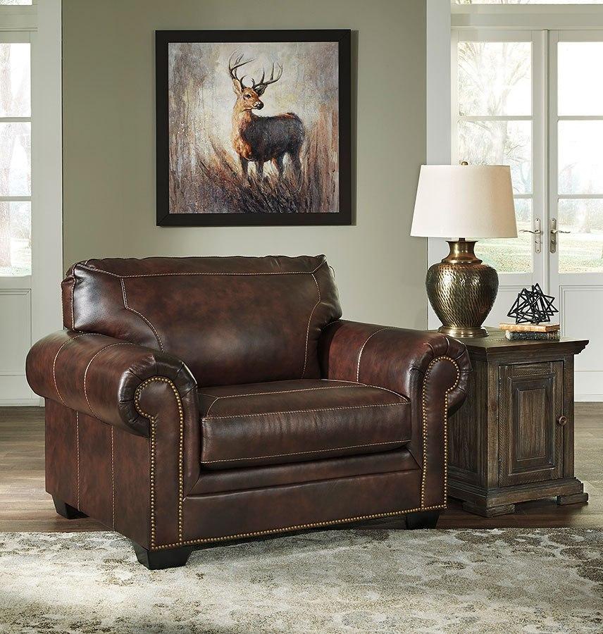 roleson walnut living room setsignature design