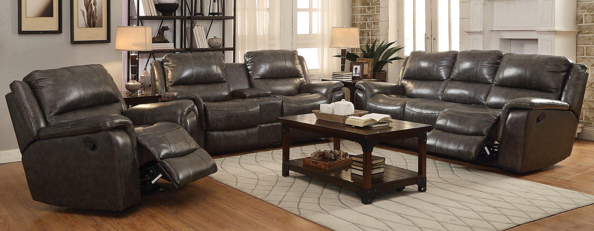 Wingfield Reclining Living Room Set