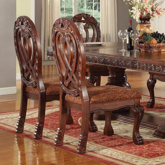 Quinlan Side Chair Set Of 2 By Acme Furniture