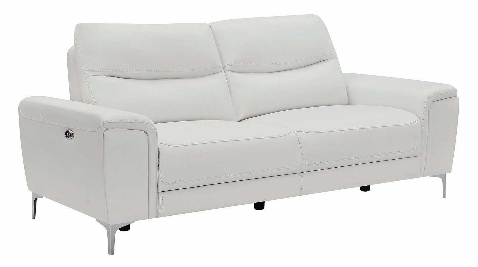 Surprising Largo Power Reclining Sofa White Home Interior And Landscaping Palasignezvosmurscom