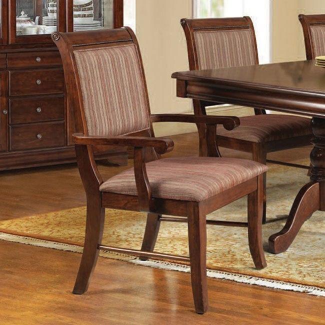 Mahavira Arm Chair Set Of 2
