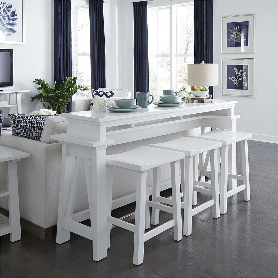 Summer House Console Table Set By Liberty Furniture