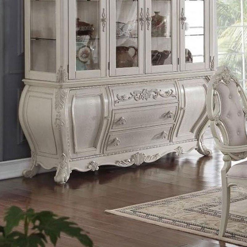 Ragenardus Buffet (Antique White) By Acme Furniture