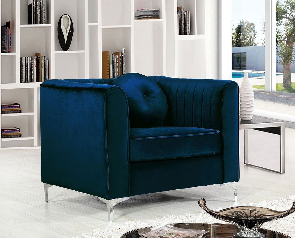 Isabelle Chair Navy