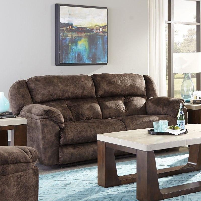 Ferrington Power Lay Flat Reclining Living Room Set Dusk: Carrington Lay Flat Reclining Living Room Set (Dusk) By