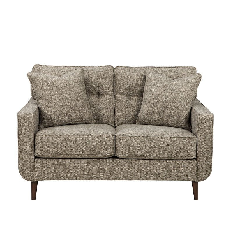 Chento Jute Loveseat By Signature Design By Ashley 1