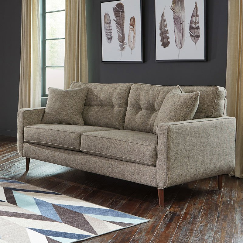 Chento Jute Sofa