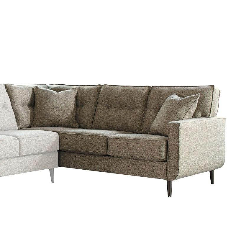 Dahra Jute Sectional Set By Benchcraft Furniturepick