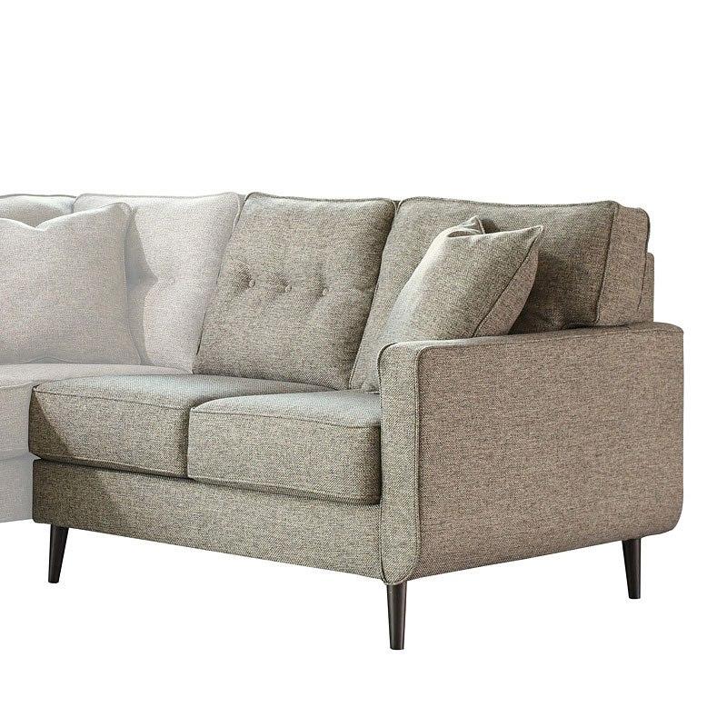 Dahra Jute Modular Sectional By Benchcraft Furniturepick