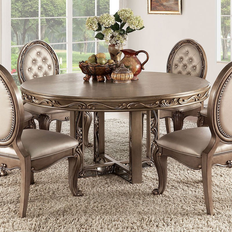 Enjoyable Orianne Round Dining Table Home Interior And Landscaping Ologienasavecom