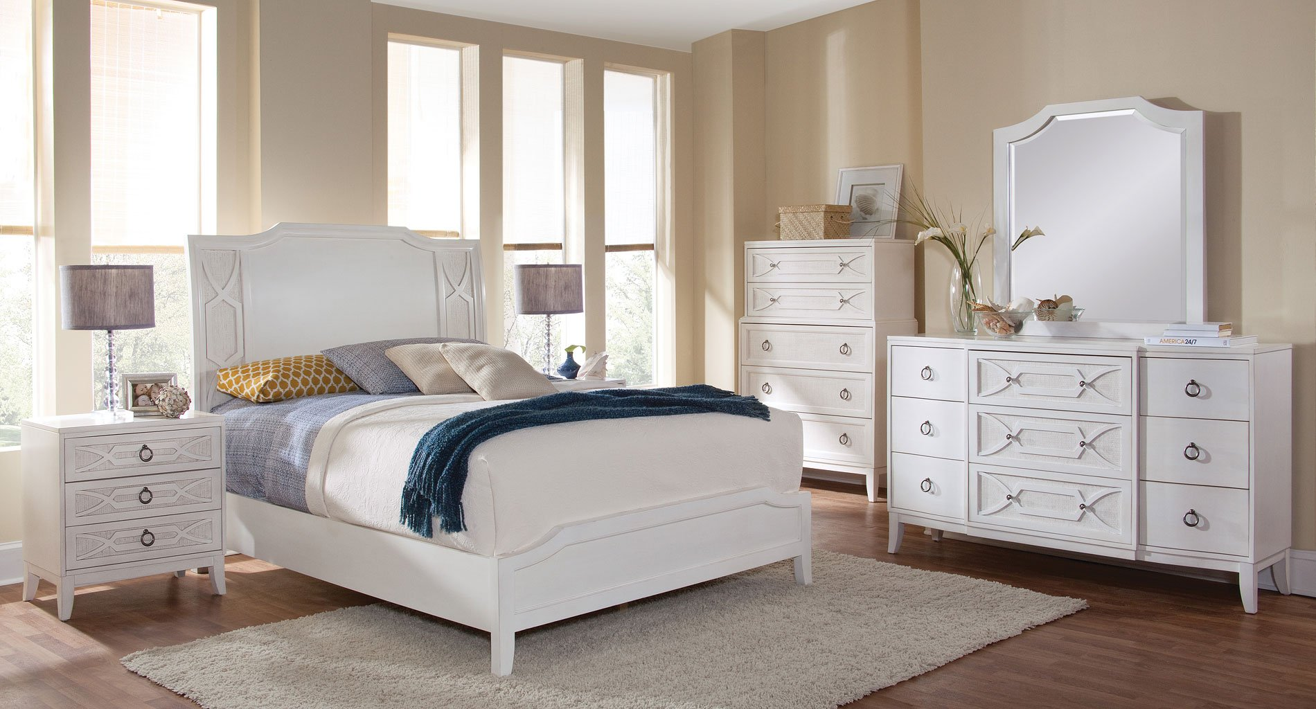 Grand Haven Panel Bedroom Set Bedroom Sets Bedroom Furniture Bedroom