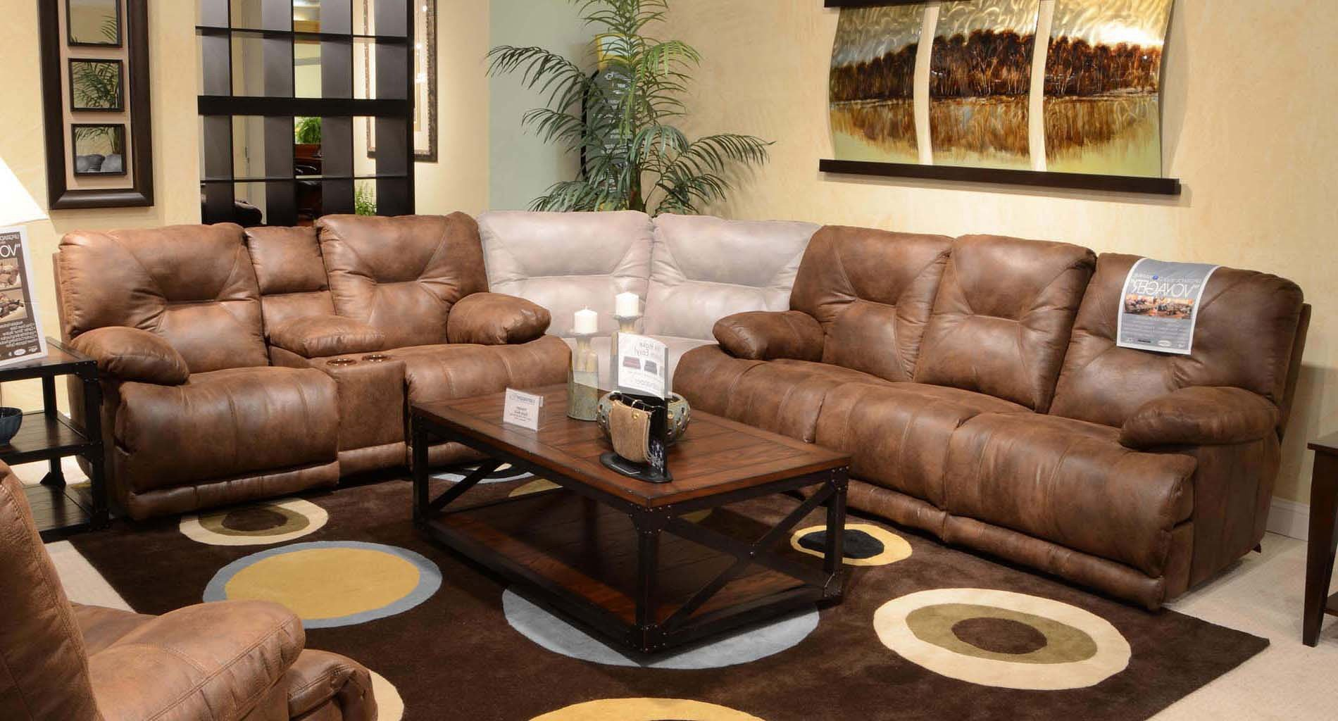 Voyager Power Reclining Living Room Set Elk By Catnapper
